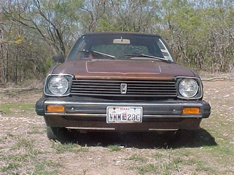 Scorpio Ala Duke by Honda Civic 1980 1980 Honda Civic 1980 Honda Civic