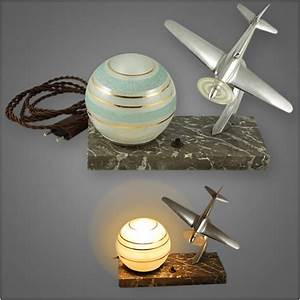 Lampe Art Deco : vendu ~ Teatrodelosmanantiales.com Idées de Décoration