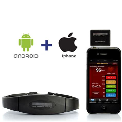 iphone rate monitor rate monitor for iphone and android phone great