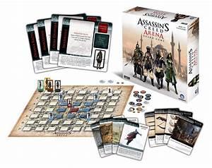 Assassin's Creed: Arena   Cryptozoic Entertainment