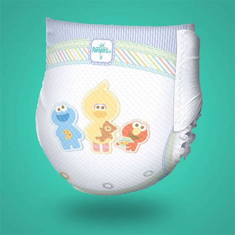 Amazon.com: PampersCruisers Diapers Size 3 Economy Pack