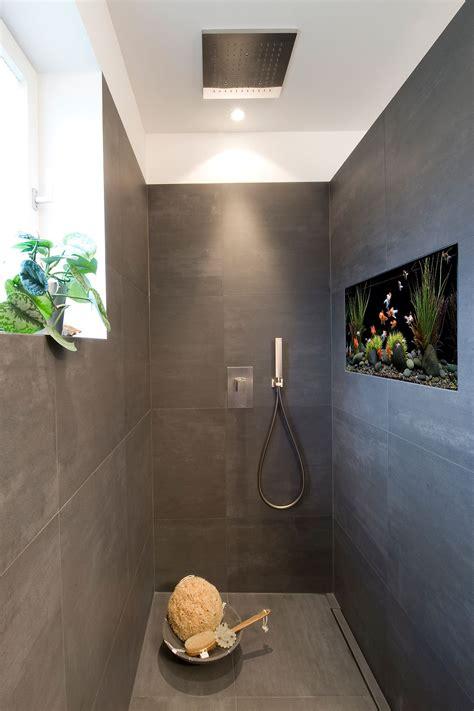 Dusche Ebenerdig Gemauert by Walk In Duschen In Top Design 15 Beispiele Die