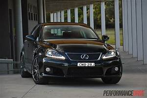 2013 Lexus Is F Review  Video