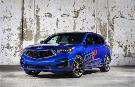 hp graham rahal  acura rdx  spec   displayed