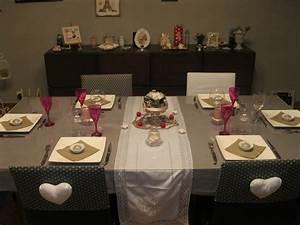 Deco Table Anniversaire Femme : deco de table deco de table anniversaire homme ~ Melissatoandfro.com Idées de Décoration