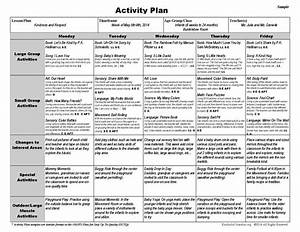 activity programme template - toddler curriculum lesson plans yahoo image search