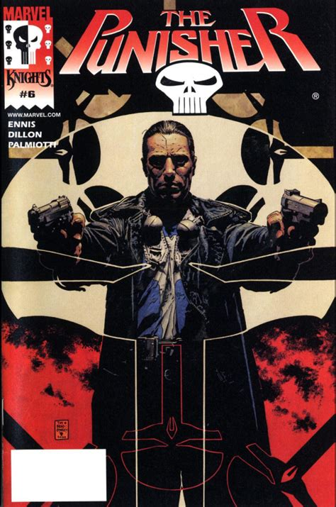 Kaos Punisher 5 punisher vol 5 6 marvel database fandom powered by wikia