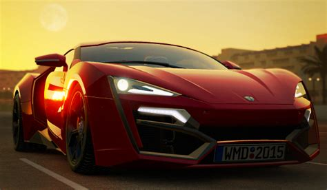 Fast Seven Cars project cars will add furious 7 car for free