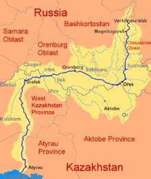ural river wikipedia