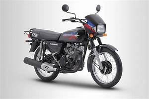 Kawasaki Barako  175  U2013 Electric   U2013 Motortrade