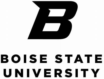 Boise State University Broncos Font Ncaa Decal