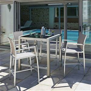 Meuble Mange Debout : des id es pour choisir sa table de jardin meubles ~ Teatrodelosmanantiales.com Idées de Décoration