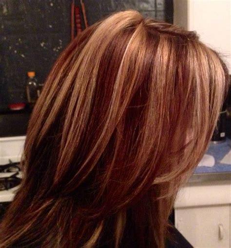 medium golden brown hair  honey highlights google