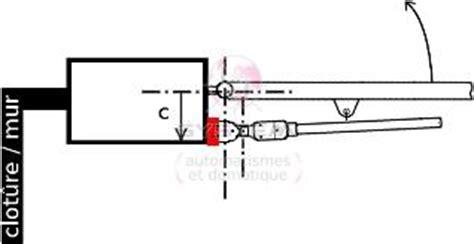 motorisation portail battant v 233 rin 230v pour vantail de 1 5m 224 5m 650arm2xx