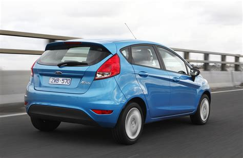 ford fiesta review caradvice