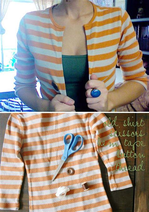clothes  longer diy projects craft