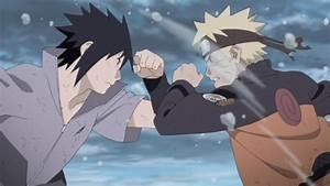 Naruto Shippuden La Espectacular Batalla De Naruto Vs