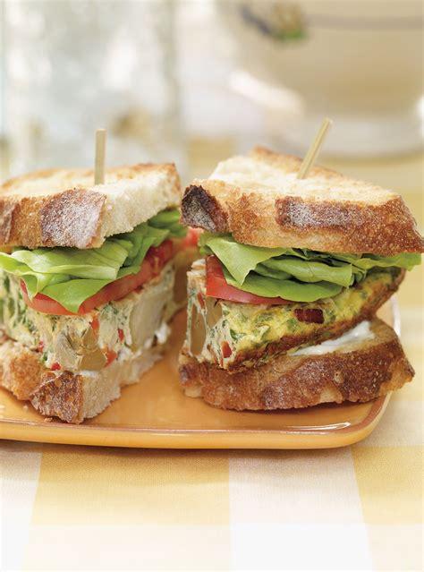 sandwich frittata ricardo recipe frittata