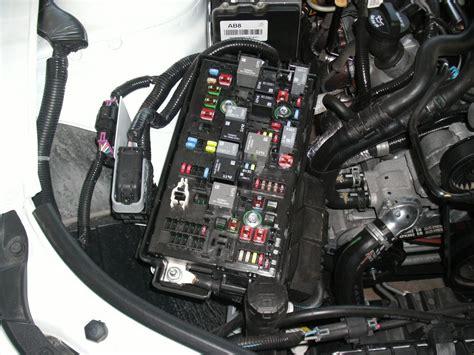 Temporary Cover For Fuse Box Camaro Chevy Forum
