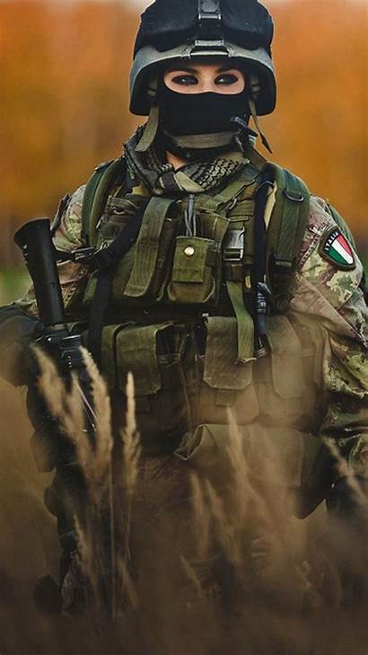 Army Iphone Military Phone Wallpapers Soldier Italian