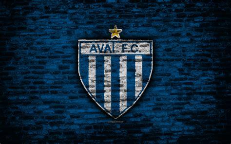 Download wallpapers FC Avai, 4k, emblem, Brazilian Seria A ...