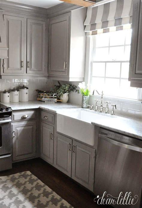 grey kitchen curtains ideas  pinterest