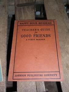 Vintage Teacher U0026 39 S Guide Or Manual For School Readers Good