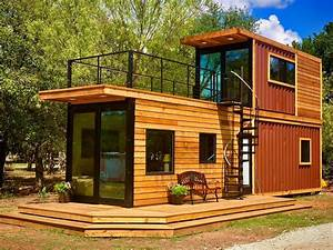 Cargohome, Tiny, House, Aus, Alten, Seecontainern