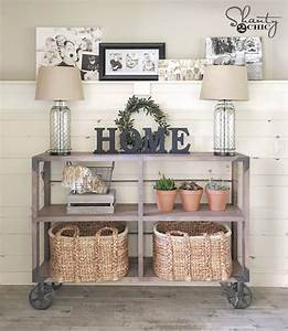 Diy Picture Frame Shanty 2 Chic Autos Post