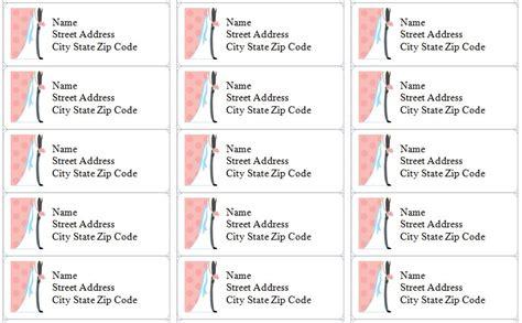 address labels  print arts arts