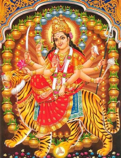 Durga God Wallpapers Hindu Lord Amman Maa