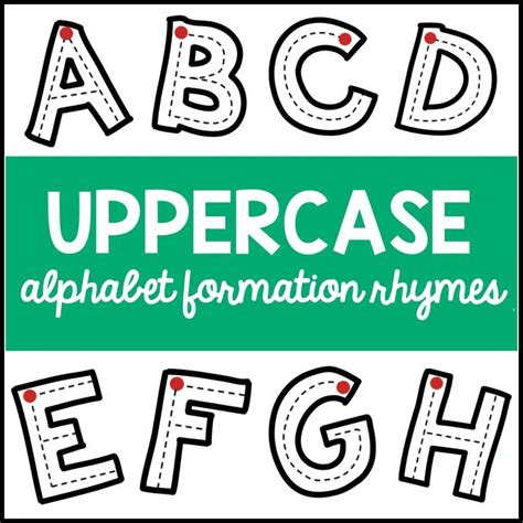 ideas  uppercase alphabet  pinterest