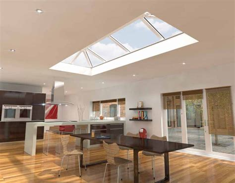 kitchen roof lights sky pods lantern roofs skylights extensions milton 2509