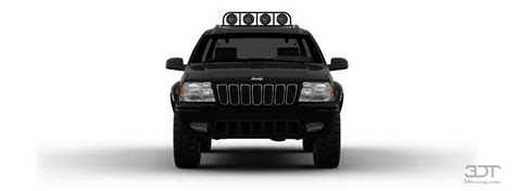 jeep grand cherokee kc lights 3dtuning of jeep grand cherokee suv 2001 3dtuning com