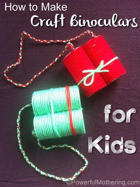 craft binoculars  kids