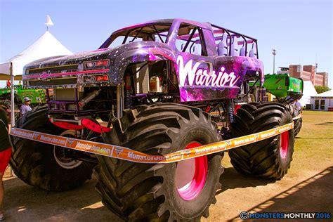 monster jam truck list warrior ride truck monster trucks wiki fandom
