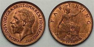 Coin De Finition Plinthe : farthing 1918 united kingdom of great britain and ireland 1801 1922 bronze george v of the ~ Melissatoandfro.com Idées de Décoration