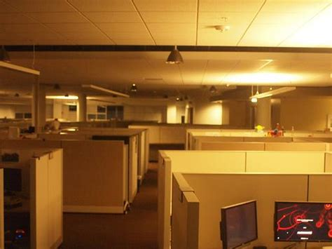 are your office lights bad darkness sparks creativity how dim lighting raises self