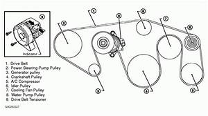 2004 Nissan Titan 5 6l Serpentine Belt Diagram