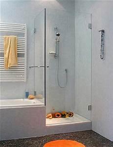 Dusche Und Badewanne Kombiniert : combia duschkabine neben badewanne dusche duschabtrennung a1k ebay ~ Sanjose-hotels-ca.com Haus und Dekorationen