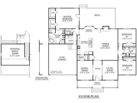 floor plans of a house houseplans biz house plan 2447 2 a the morris ii a