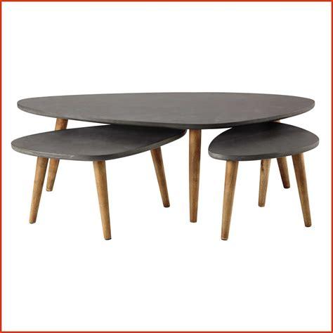 Maison Du Monde Tisch by Table Basse Gigogne Maison Du Monde