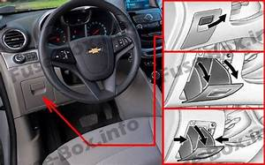 2013 Chevy Cruze Fuse Box Diagram