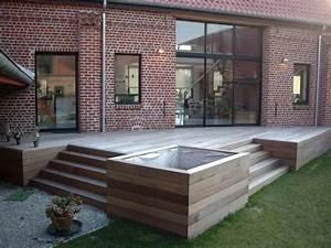 Terrasses En Bois Composite Construction Terrasse Bois