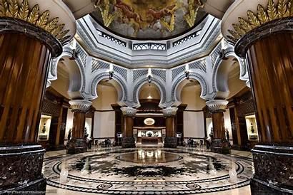 Palace Golden Hotel Horses Hallway Kuala Lumpur