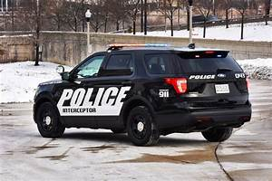2016 Ford Explorer Police Interceptor Utility Is Here To