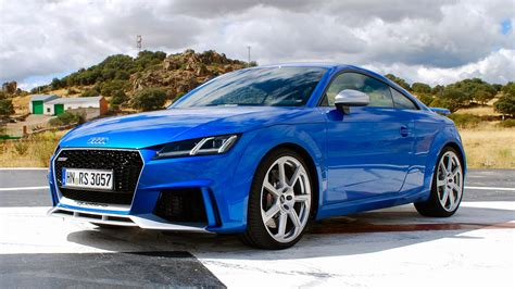 first audi audi tt rs coupe specifications photo price information