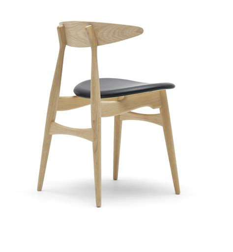 chaise en ch ti ch33 chair carl hansen