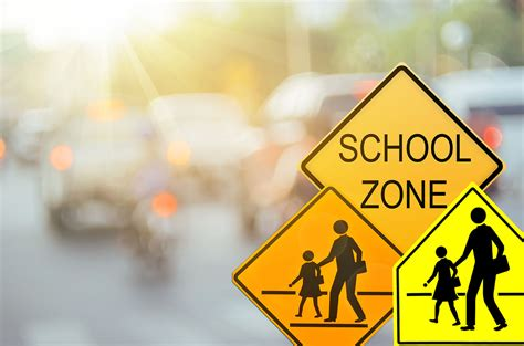 Stay Alert With School Back In Session