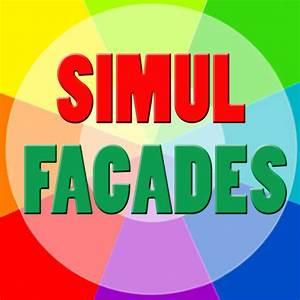 Simulateur Couleur Volets : simulfacades ~ Melissatoandfro.com Idées de Décoration